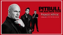 Pitbull: The Bad Man Tour at Philips Arena
