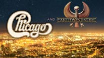 Chicago and Earth, Wind & Fire - Heart and Soul Tour 3.0