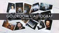 Autograf + Goldroom at Port City Music Hall