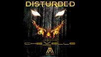 Disturbed With Special Guests Chevelle And Nothing More