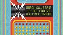 Aaron Gillespie & Ace Enders With Vinnie Caruana