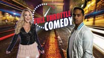 Full Throttle Comedy Tour with Mike Quu and Kate Quigley