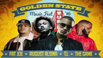 The Golden State Music Fest at Oracle Arena