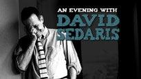 KPCC Presents An Evening with David Sedaris