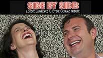 Side by Side: A Steve Lawrence & Eydie Gorme Tribute