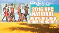 Npc National Championships at James L Knight Center
