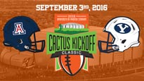 Arizona Wildcats v BYU Cougars Football