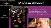 Hawaii Symphony Orchestra - Masterworks 6:  Made In America - Honolulu, HI 96814