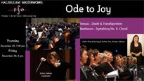 Hawaii Symphony Orchestra - Masterworks 5:  Ode To Joy - Honolulu, HI 96814