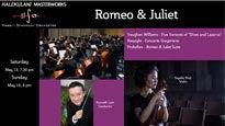 Hawaii Symphony Orchestra - Masterworks 11:  Romeo & Juliet