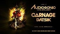 Audiosonic NYE - Carnage + Datsik at Atlanta Coliseum