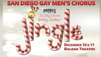 San Diego Gay Men's Chorus Presents: Jingle