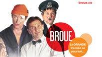 Broue tickets (Copyright © Ticketmaster)