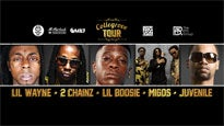 Lil Wayne & 2 Chainz: Collegrove Tour at Oracle Arena - Oakland, CA 94621