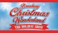 Broadway Christmas Wonderland at BJCC Concert Hall