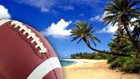 Inaugural Polynesian Bowl at Aloha Stadium