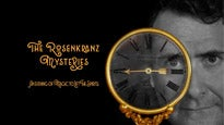 The Rosenkranz Mysteries at Royal George Theatre