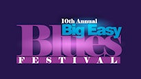 10th Annual Big Easy Blues Fest at UNO Lakefront Arena
