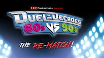 Duel Of The Decades: Rematch 80's Vs. 90's