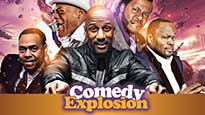 Comedy Explosion at Lake Charles Civic Ctr Rosa Hart Theatre