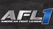 American Fight League at Scope Arena