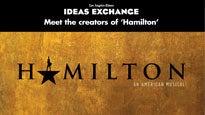 LA TIMES Ideas Exchange:  Hamilton Creative Team