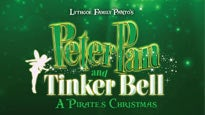 SORRY, THIS EVENT IS NO LONGER ACTIVE<br>PETER PAN & TINKERBELL at Spreckels Theatre - San Diego, CA 92101