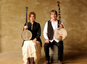 Bela Fleck & Abigail Washburn at The Charleston Music Hall