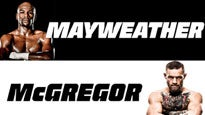 Mayweather vs McGregor Fight Viewing Party