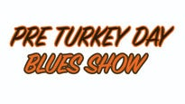 2017 Pre-turkey Day Blues Show