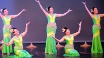 Chinese Classical Dance at San Gabriel Mission Playhouse
