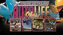 Autolife Show at Exhibition Hall At Norfolk Scope