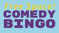 Free Space! Comedy Bingo