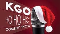 The KGO Ho Ho Ho Comedy Show & Toy Drive