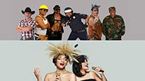 Village People & Sister Sledge at Beau Rivage Theatre