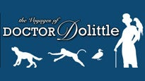 Dr. Dolittle at Von Braun Center Concert Hall - Huntsville, AL 35801