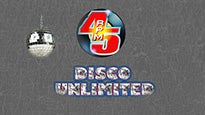 70's Explosion featuring Disco Unlimited & 45RPM