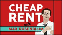 Cheap Rent with Max Rosenblum