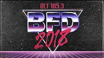 The New ALT 105.3 BFD 2018 at Concord Pavilion