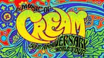 The Music of Cream 50th Anniversary Tour