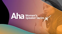 Aha Women's Speaker Series Morning Session