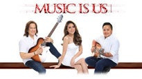 Amor Yu Productions presents Music Is Us at The Saban