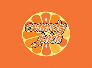 Comedy Juice at Irvine Improv