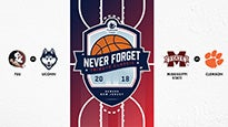 Never Forget Tribute Classic 2018 at Prudential Center