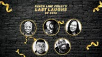Last Laughs of 2018 at Punch Line Philly - Philadelphia, PA 19123