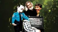 Ventriloquist Phil Hughes / Kevin Zeoli