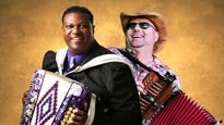 Chubby Carrier & Bayou Swamp Band  / Jamie Bergeron & Kickin Cajuns