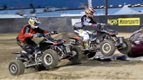 Quad Wars ATV Racing - Jr. Outlaw Racing - Mini Dwarf Racing
