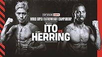 Top Rank on ESPN Championship Boxing