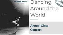 Kansas Ballet Presents - Dancing Around the World
